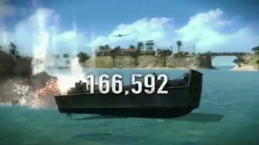 """Battlefield: 1943  """"E3 09: Coral Sea trailer"""""""