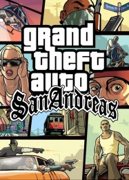 Обложка игры Grand Theft Auto: San Andreas
