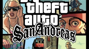 Grand Theft Auto: San Andreas: Сохранение/SaveGame (Игра пройдена на 100%) King of San Andreas - Король Сан Андреас