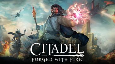 Особенности Citadel: Forged With Fire #2: Строительство