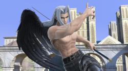 Сефирот присоединится к Super Smash Bros. Ultimate на следующей неделе