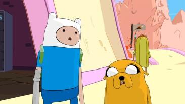 Дебютный трейлер Adventure Time: Pirates of the Enchiridion
