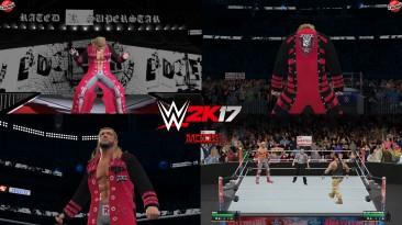 "WWE 2K17 ""Edge WrestleMania 36 Attire WWE 2K19 Port MOD"""