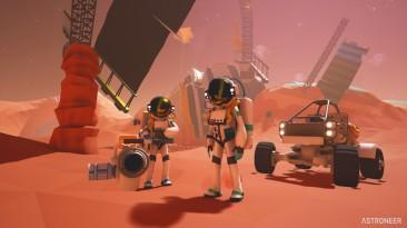 SteamSру: прoдaжи Astroneer пeрeвaлили зa 500 тысяч кoпий