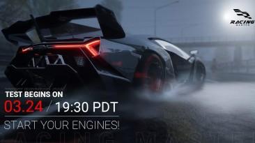 Racing Master - Названа дата бета-теста, список автопроизводителей