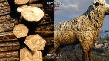 The Witcher 3 HD Reworked Project 12.0 Ultimate выглядит великолепно в этом последнем сравнительном видео