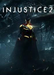 Обложка игры Injustice 2