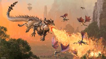 Великий Катай отражает атаку армии Тзинча в новом ролике Total War: WARHAMMER 3