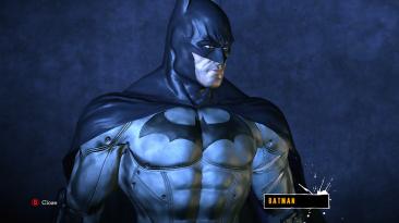 "Batman: Arkham Asylum ""Костюм Arkham City batsuit (final version)"""