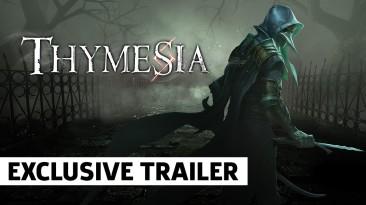 Thymesia - новый эксклюзивный трейлер игрового процесса