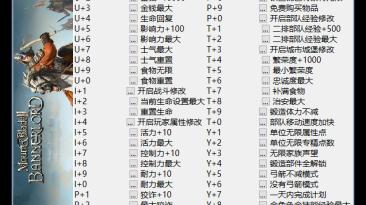 Mount & Blade 2: Bannerlord: Трейнер/Trainer (+38/+43/+45/+46/+52) [1.0.9 - 1.5.9.266721] {peizhaochen}
