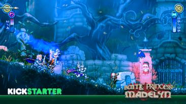 Battle Princess Madelyn - новая хардкорная игра в лучших традициях Ghouls N' Ghosts