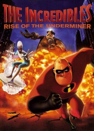 Обложка игры Incredibles: Rise of the Underminer, The