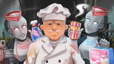 Обзорное видео симулятора управления рестораном будущего Cook, Serve, Delicious! 3?!