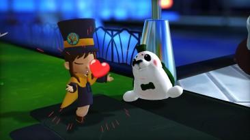 """Платформер A Hat in Time прибудет на Nintendo Switch вместе с дополнением """"Seal the Deal"""""""