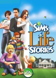 Обложка игры The Sims: Life Stories