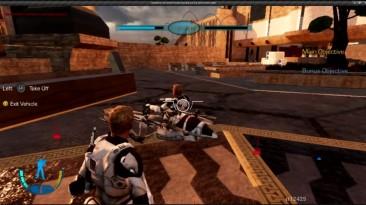 Star Wars: Battlefront III Remastered pre alpha: Cato Neimodia
