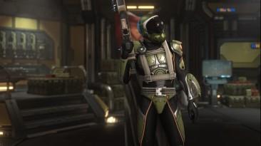 """XCOM 2 """"[WOTC] Destiny Hunter Helmet pack"""""""