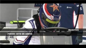 """F1 2011 """"Aleshin helmet 11"""""""