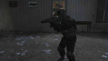 "Call of Duty 4: Modern Warfare ""Спецназ MW3, редакция от Sovietmannа"""