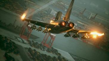 Стало доступно DLC Anchorhead Raid для Ace Combat 7: Skies Unknown
