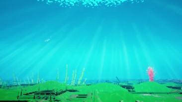 Abzu - геймплей шестой локации + концовка