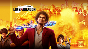 Yakuza: Like a Dragon - Steam-ключ