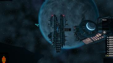 Эпическая игра в космосе Landinar: Into the Void выйдет в Steam в третьем квартале этого года
