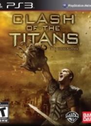 Обложка игры Clash of the Titans