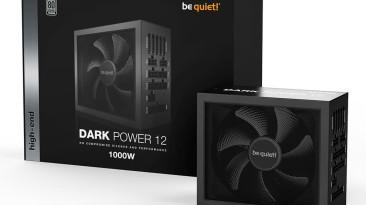 Блоки питания Be Quiet! Dark Power 12 в продаже с следующего месяца