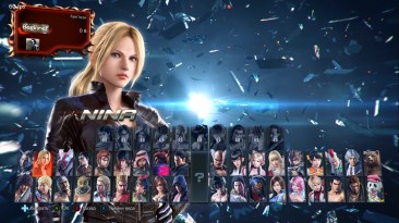 """Tekken 7 """"Новый сборник модов"""""""