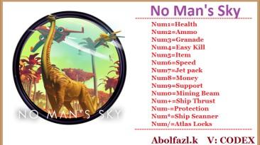 No Man's Sky: Трейнер/Trainer (+14) [1.1] {Abolfazl.k}