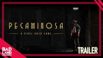"""Анонсирована пиксельная нуар-игра """"Pecaminosa"""" для ПК и консолей"""
