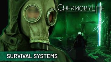 Системы выживания Chernobylite были вдохновлены исследовательскими поездками в Чернобыль