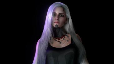 Вот как может выглядеть Цири в Cyberpunk 2077