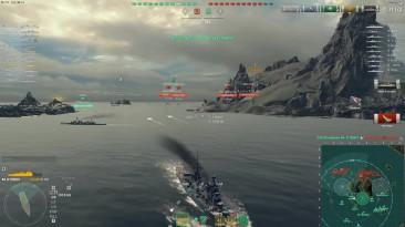 """World of Warships """"Обзор итальянского крейсера Trento"""""""