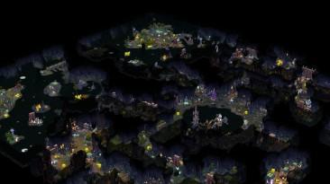 "Heroes Of Might And Magic 5: Повелитель орды ""Карта - Twilight World"""