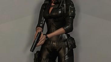 """Resident Evil: Revelations 2 """"Jill Valentine Latex Battle suit"""""""