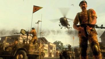 "Counter Strike: Source ""Мод Mercenaries 2"""
