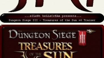 Dungeon Siege 3 - Treasures of the Sun: Трейнер/Trainer (+6) [1.0] {HoG}