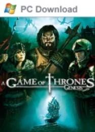 Обложка игры Game of Thrones: Genesis, a