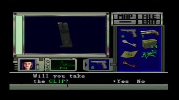 Resident Evil (1996). Обзор