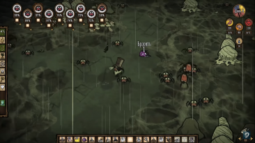 "Don't Starve ""Followers for Webber hud (DST)"""