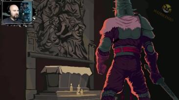 Blasphemous (Богохульство) прохождение #1. Начало пути Кающегося. Dark Souls + Castlevania