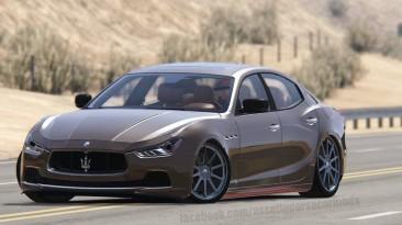 """Assetto Corsa """"2015 Maserati Ghibli S for Assetto Corsa"""""""