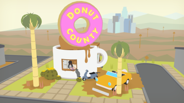 Donut County: смелая инди-игра или полный провал?