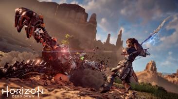 """Эксклюзив PS4 """"Horizon: Zero Dawn"""" выйдет на ПК в текущем году, его можно будет купить в Steam и Epic Games Store"""