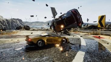 Анонсирована Dangerous Driving 2 для ПК, PS4, Xbox One и Switch