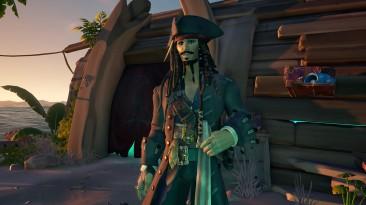 Sea of Thieves возглавила чарт самых продаваемых игр Steam вторую неделю подряд