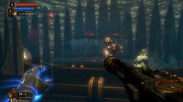 "BioShock 2 "" Старшая сестричка   Прикол-баг"""